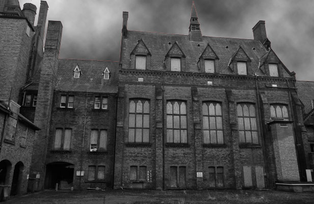 Haunted Abandoned Buildings Ghost Hunts
