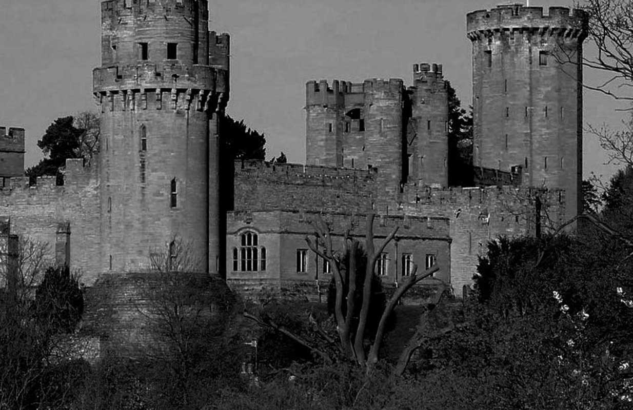 Ghost Hunt at the UK's Most Haunted Castles