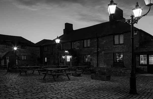 Huanted UK Ghost Hunt Tours