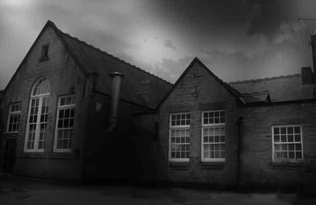 Haunted House Tours Birmingham